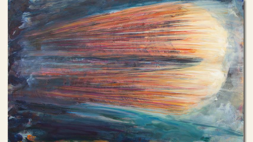 geb. 1984 in Starnberg lebt in Nürnberg Im ersten Licht (2019) 125 x 190 cm Öl auf Leinwand