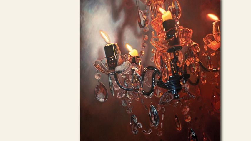 geb. 1979 in München lebt in Ornbau Beben (2019) 230 x 190 cm Öl auf Leinwand erstmals im Wettbewerb vertreten