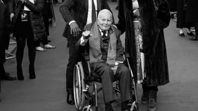 Der britische Schauspieler Ian Holm ist im Alter von 88 Jahren verstorben. Er spielte in der Triologie