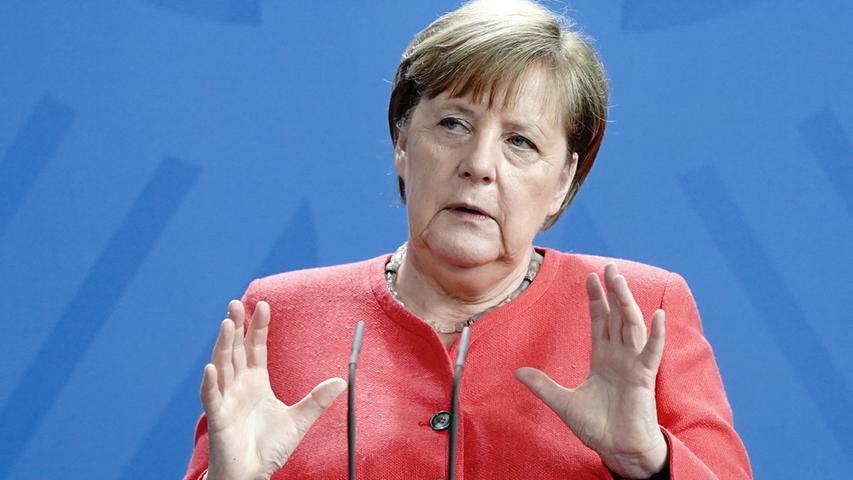 OE wie Öffnungsdiskussionsorgie: Was ein Wort! Die Kanzlerin bringt am 20. April eine neue Begriffsschöpfung ins Spiel. Damit sie einen als unverhältnismäßig bewerteten Meinungsstreit zu den Lockerungen der Bundesländer.