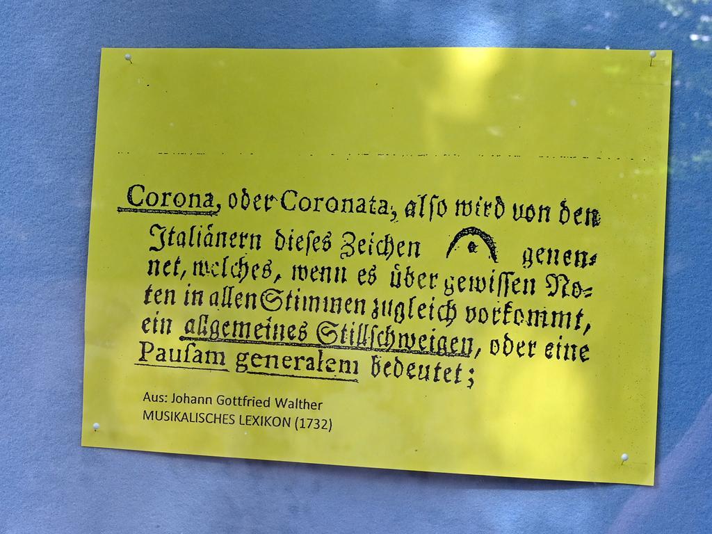 Corona-Shutdown, Tag 102