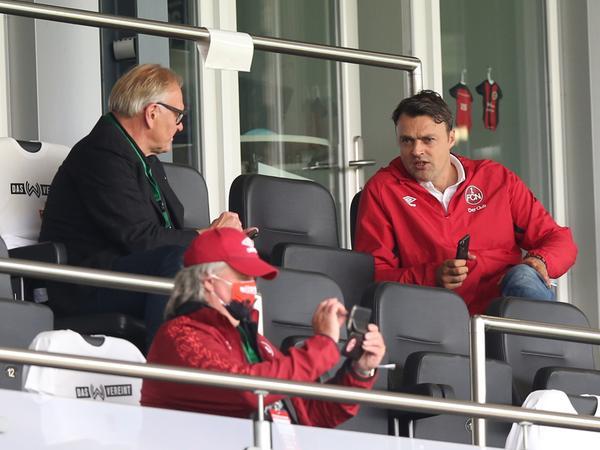 Der Aufsichtsrat und dessen Vorsitzender Thomas Grethlein installierte im vergangenen Jahr Robert Palikuca als Sportvorstand.
