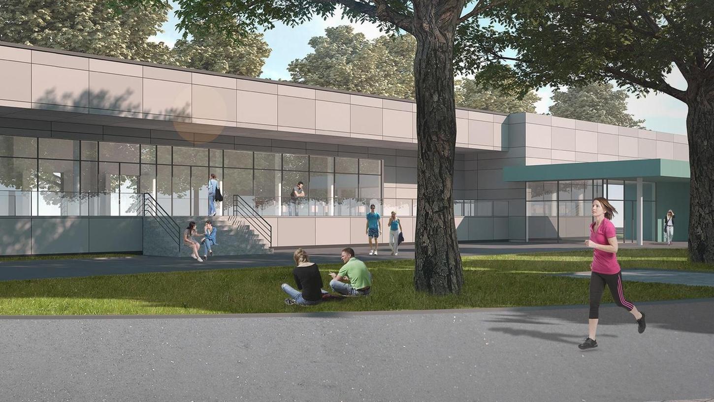 Die Planungen für das Georgensgmünder Hallenbad und den Hopfensaal sind zu 85 Prozent fertig. Der Georgensgmünder Gemeinderat billigte einstimmig die Gesamtkonzeption.