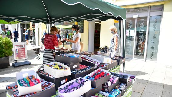 Satte Rabatte am 3. Juli  beim Neumarkter Schnäppchenmarkt
