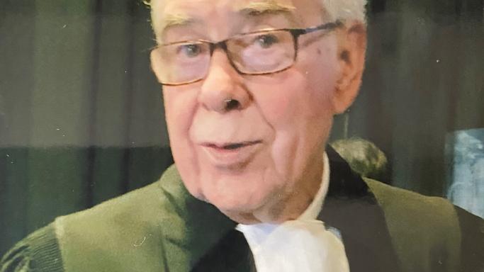 Der 77-jährige Reinhold Zuber wurde in seiner Wohnung tot aufgefunden.