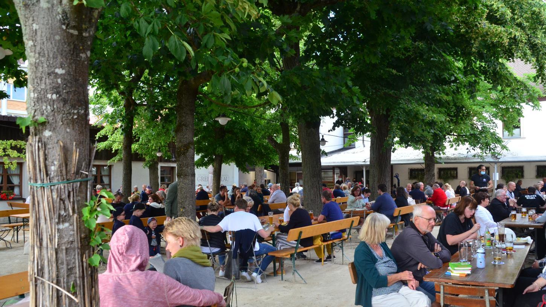 In Bamberg darf die Außengastronomie ab dem 10. Mai öffnen.