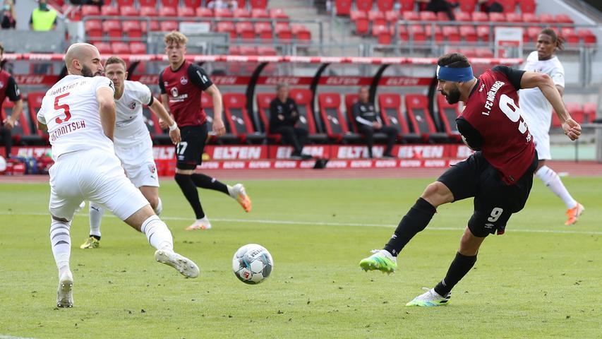 Alu-Pech, Abseitstore, Matchwinner: FCN überrascht gegen Ingolstadt