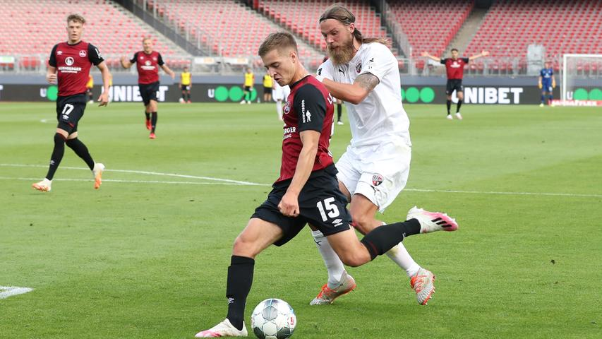 Endlich wieder gute Noten! Der FCN gegen Ingolstadt in der Einzelkritik