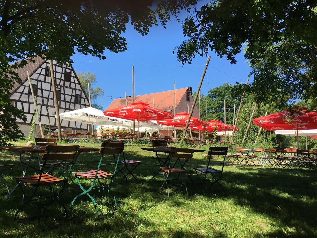 Hämmerla Hopfen-Biergarten, Georgensgmünd
