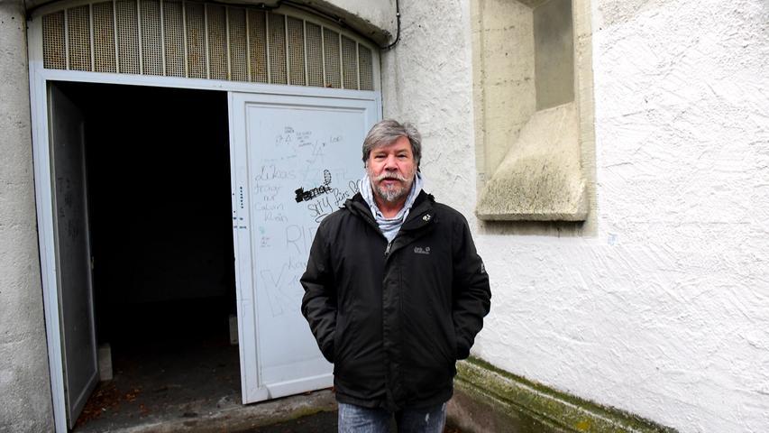 Dieter Wirth, Sportfreunde Ronhof: