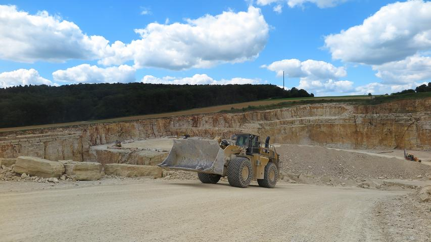 SSG Solnhofen Stone Group Steinbruch Patrick Shaw 07.07.2020