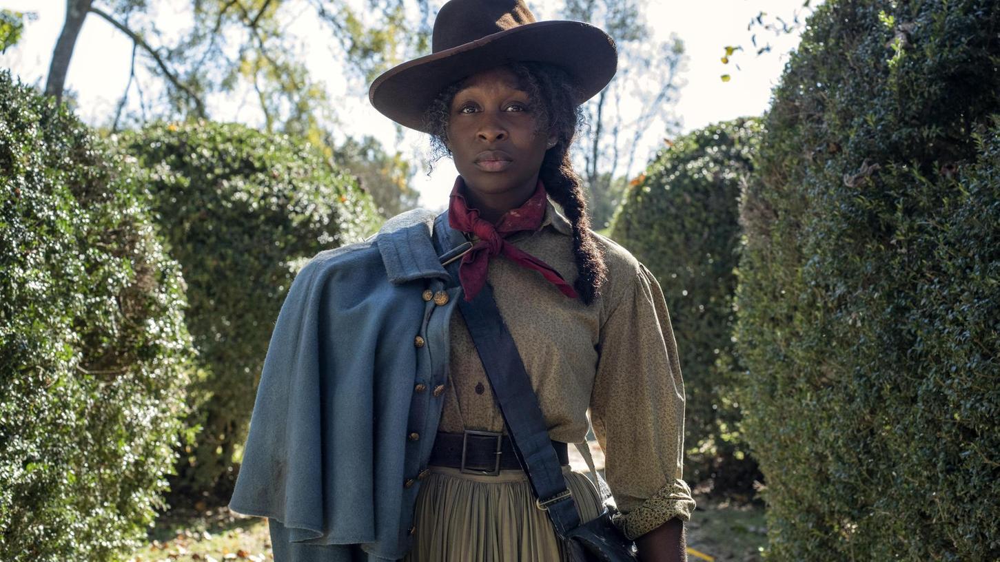 Aus dem Sklavenmädchen Minty ist die selbstbewusste Harriet Tubman (Cynthia Erivo) geworden. Es ist ihr Name als freie Frau.