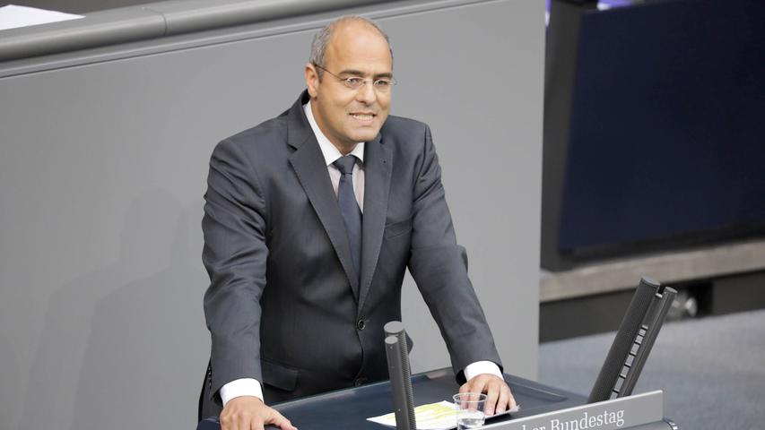 Peter Boehringervon der AfD trat 2017 für den Wahlkreis Amberg seine erste Legislaturperiode im Deutschen Bundestag an und wird dort auch 2021 wieder vertreten sein.