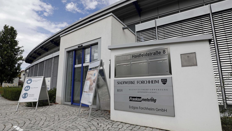 Die Zusammensetzung des Aufsichtsrates der Stadtwerke (Bild) sorgt derzeit für einen politischen Streitfall in Forchheim.