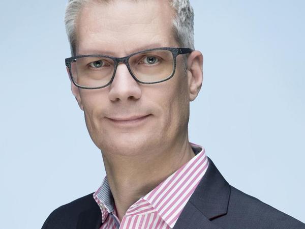 Oberbürgermeister Uwe Kirschstein (SPD)