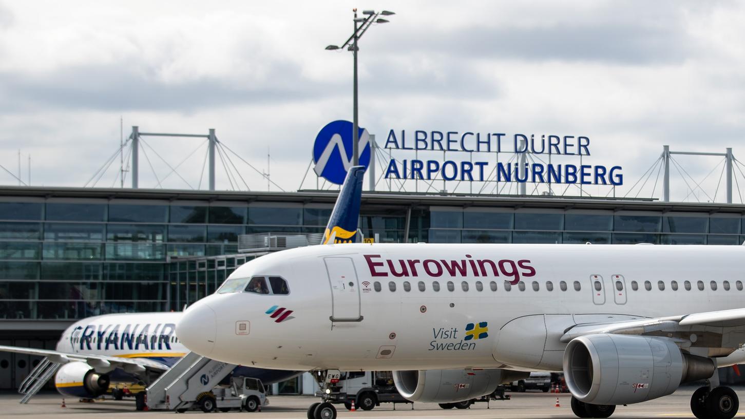 Nächsten Monat starten wieder Flüge von Nürnberg ins Eurowings-Hub Düsseldorf. Sechs weitere Drehkreuz-Verbindungen werden nach und nach wieder aufgenommen.