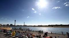 Auch der Rhein ist direkt vom Flughafen Nürnberg aus zu erreichen. Egal ob eine Shopping-Tour auf der KOE oder entspannen an der Rheinufer-Promenade. Düsseldorf ist das ideale Ziel für einen kurzen Städtetrip.