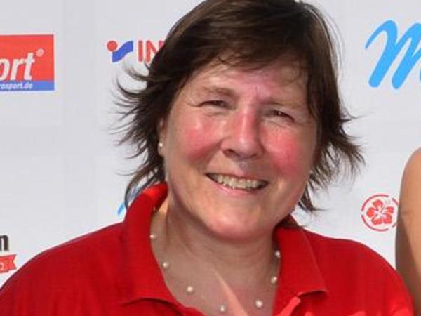 War im Jahr 2001 erstmals dabei: Ulrike Rabenstein.