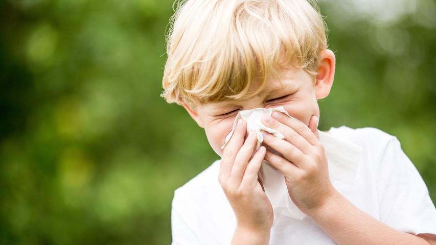 Erkältungswelle: Kinderarztpraxen sind voll wie sonst im Winter