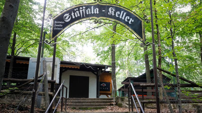 Der Stäffala-Keller ist derzeit geschlossen.