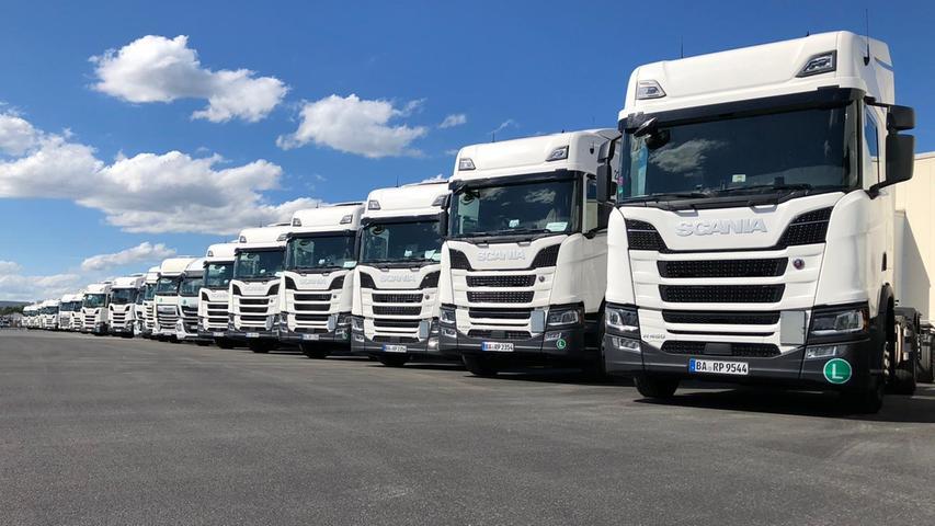 Zu den Tätigkeitsbereichen der Spedition Pflaum gehören der Transport, die Logistik sowie die Reparatur und die Wartung von Nutzfahrzeugen. Das Hauptquartier befindet sich in Strullendorf. Die Anzahl der Beschäftigten beträgt 1.250.