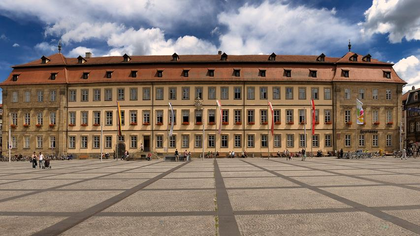 Die Stadt Bamberg beschäftigt ohne Stadtwerke und Töchter 1.518 Mitarbeiter.