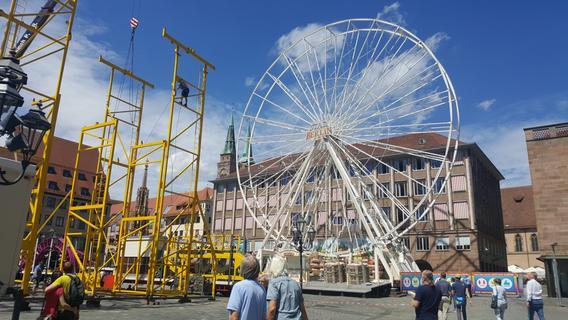 Dezentrales Volksfest Nürnberg