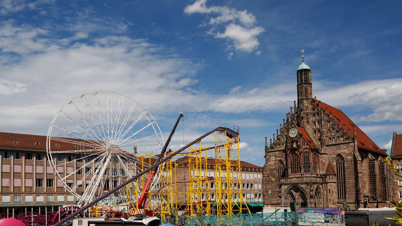 Das dezentrale Sommerfest in Nürnberg findet vom 31. Juli bis zum 6. September statt.