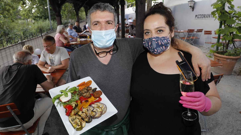 Renato und Rosanna Ciappetta führen zusammen das