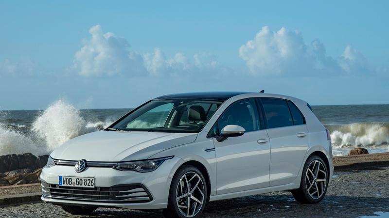 VW Golf 8 im Fahrbericht: Meister der Moderne