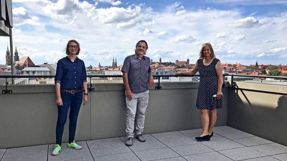 Horch amol: Kristina Becker möchte Söder empfangen