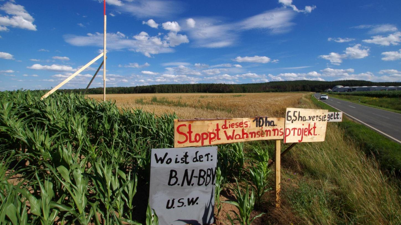 Der Protest der Bürger in Keidenzell und Hardhof hält an. Sie erwägen, selbst ein Gutachten in Auftrag zu geben, um nachzuweisen, dass das Wasser nicht reicht.