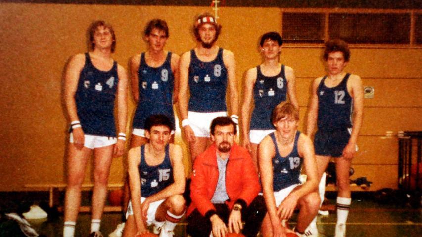 Auch Basketball gab einmal ein Gastspiel beim Jahn, 1989 löste sich die Abteilung aber wieder auf.