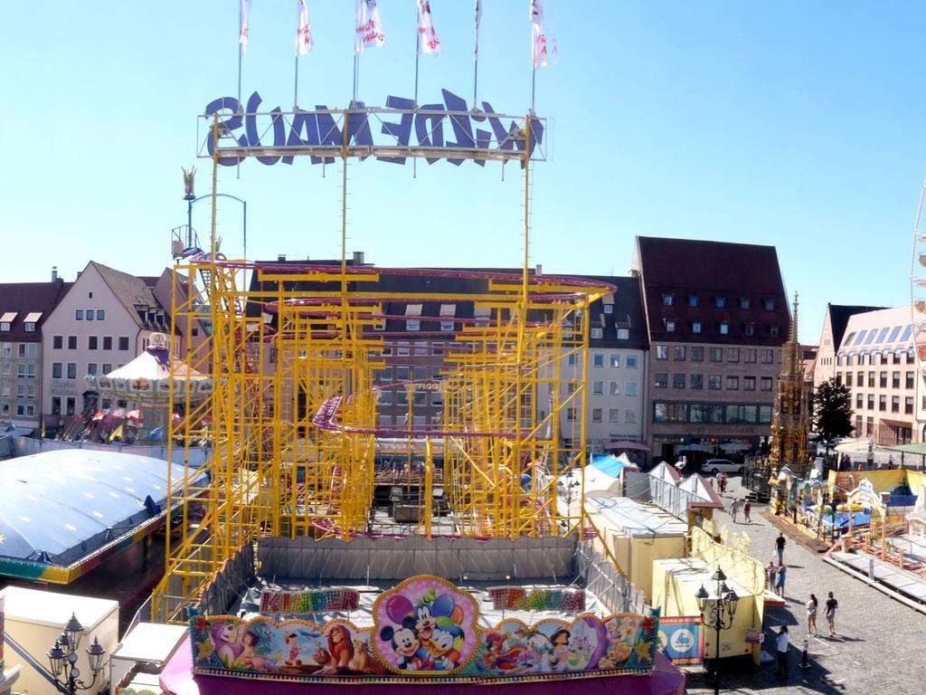 Nürnberg , am 31.07.2020 Ressort: Lokales  Foto: Roland Fengler ,
