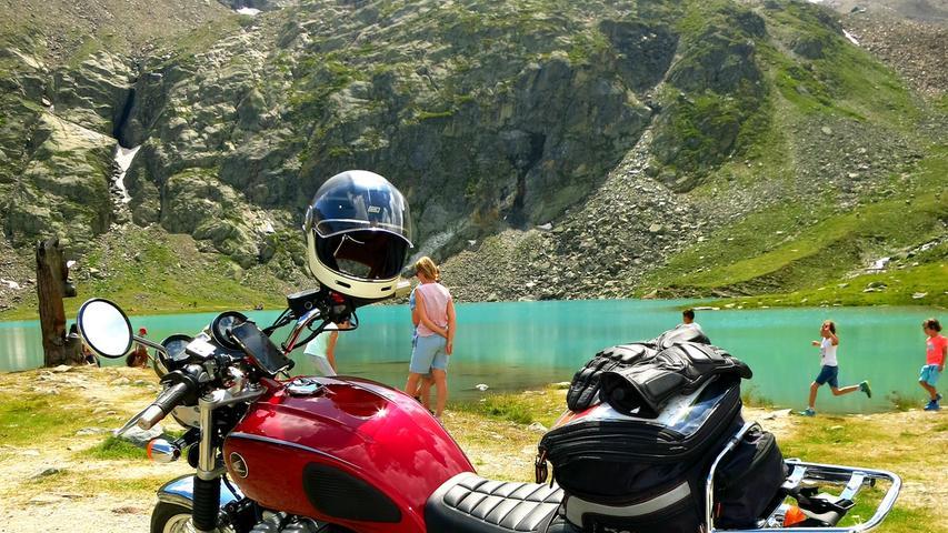 Von hier machen sie tolle Tagestrips zu den schönsten Orten der Alpen