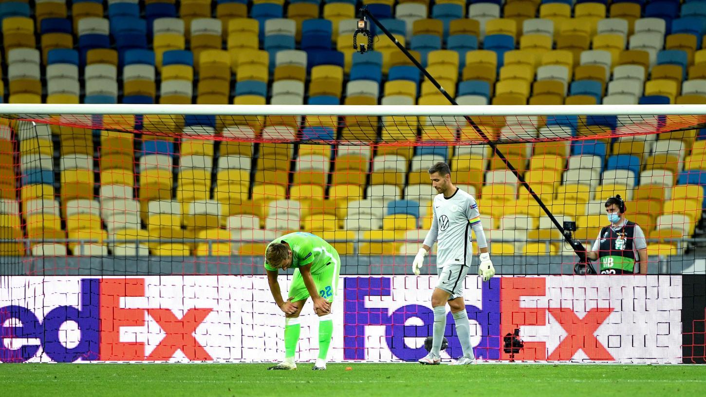 Für den VfL Wolfsburg war es ein enttäuschender Abend.
