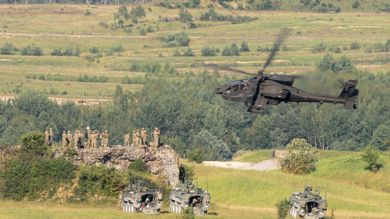 US-Militär will Dreharbeiten in Katterbach verhindern: Polizei schreitet ein