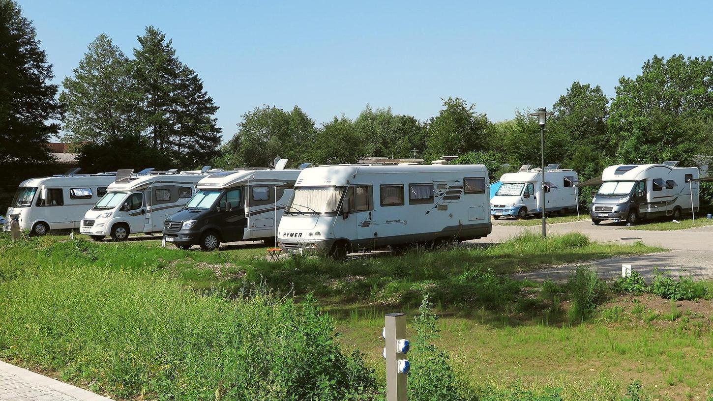 Der Treuchtlinger Reisemobilstellplatz in der Kästleinsmühlenstraße hat im Juli einen Rekord aufgestellt: 4785 Übernachtungen hat es dort innerhalb eines Monats gegeben, so viele wie nie zuvor.