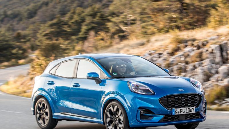 Ford Puma 1.0 Ecoboost Hybrid: Funktionalität trifft auf Fahrspaß