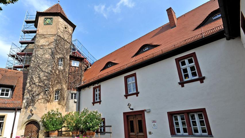 Die meiste Wohnfläche und damit wohl auch diegrößten Häuser und Wohnungen Mittelfrankens gibt es mit durchschnittlich 112,5 Quadratmetern im Landkreis Neustadt an der Aisch-Bad Windsheim.