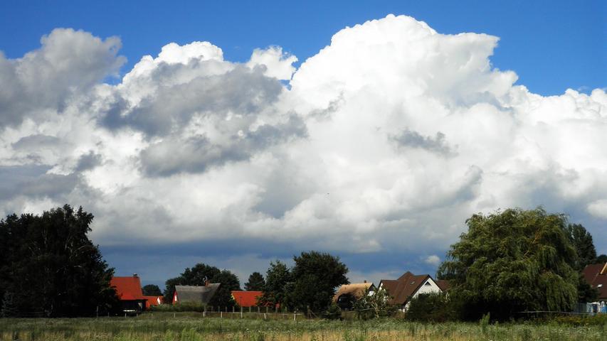 Mit 111,6 Quadratmetern im Durchschnitt landet der Landkreis Ansbach auf Platz zwei.