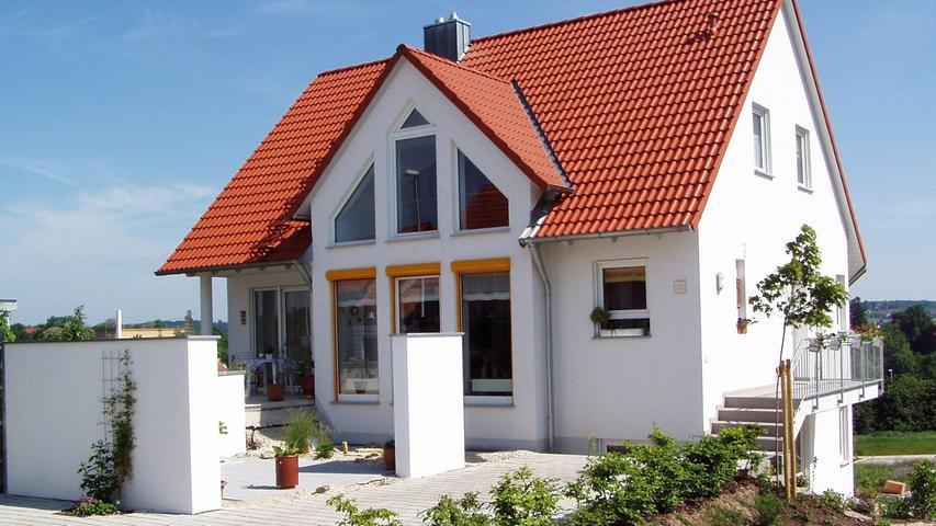Im Landkreis Roth haben die Menschen durchschnittlich 110,2 Quadratmeter zum Wohnen.