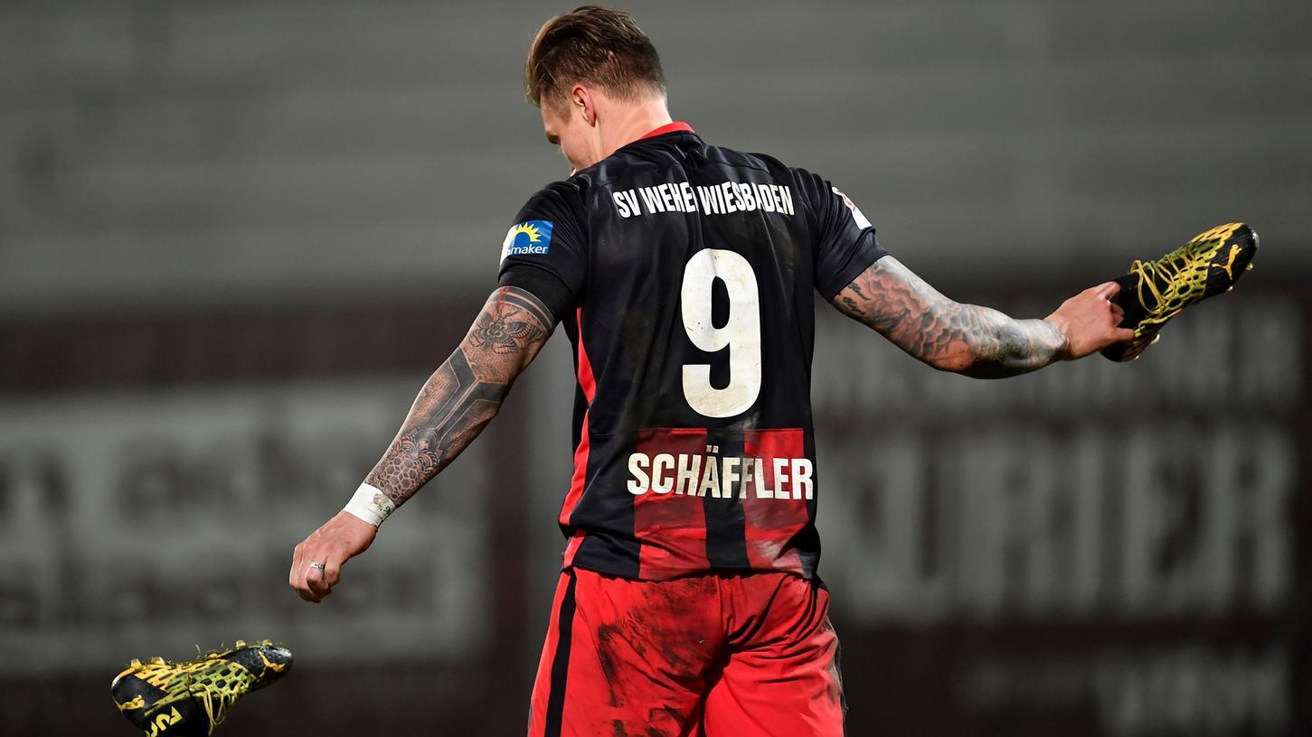 19 Tore erzielte Manuel Schäffler in der vergangenen Saison.