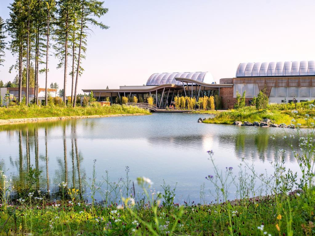 Wird es in einigen Jahren auch einen Center Parcs am Brombachsee geben? Das wird auch von den Einwohnern der Gemeinde Pfofeld abhängen, die Mitte nächsten Jahres über das Projekt abstimmen sollen.