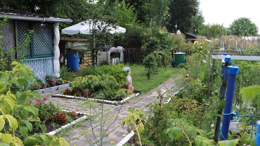 Lust Auf Garten Die Menschen Zieht Es In Die Natur Bad Windsheim Nordbayern De