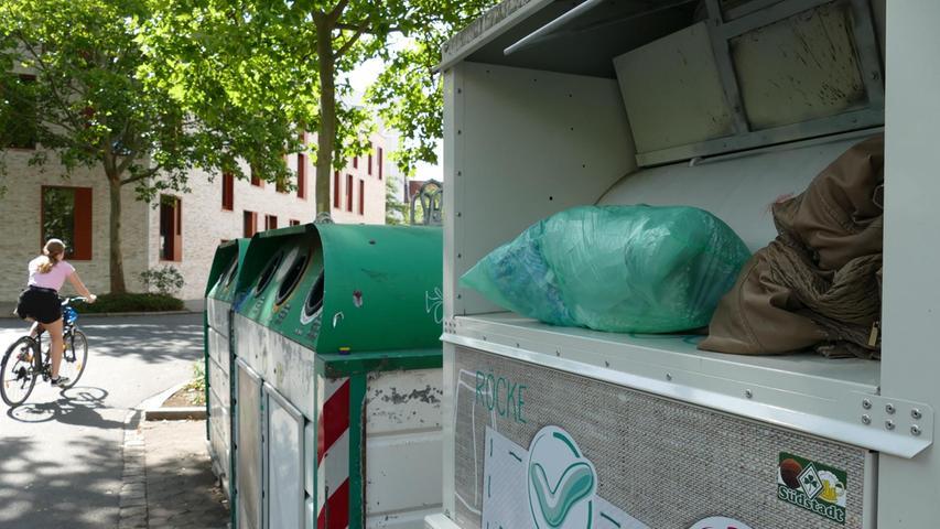 Fast Fashion flutet die Container: Altkleidermarkt vor dem Aus?