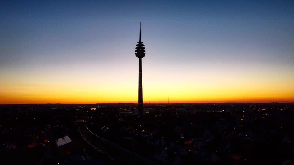Der Fernmeldeturm ist auch ein beliebtes Motiv bei unseren Usern: Vielleicht wegen der Ähnlichkeit zum Fernsehturm Berlin?