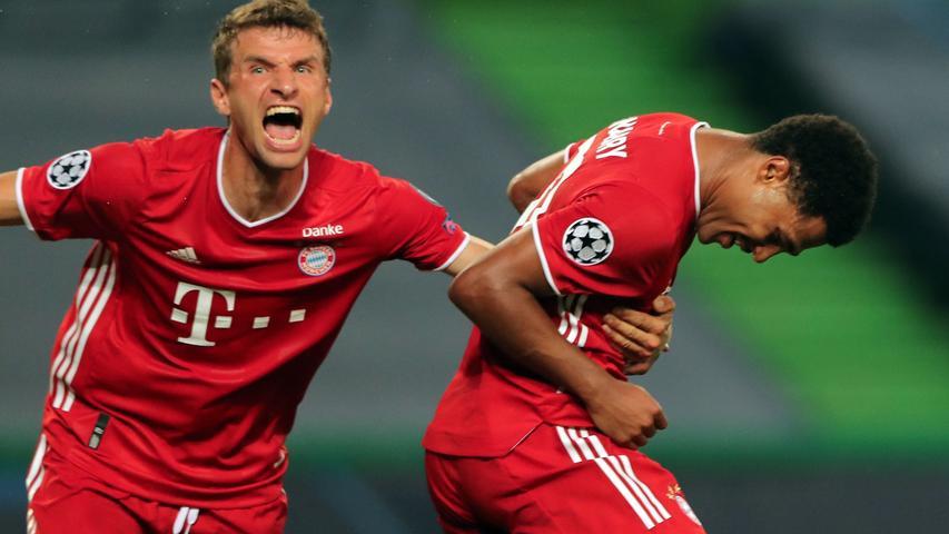 Mit ihrem 3:0 gegen Lyon steht der FC Bayern München im Finale der Champiosn League. Am Sonntag geht es gegen Paris Saint-Germain um den begehrten