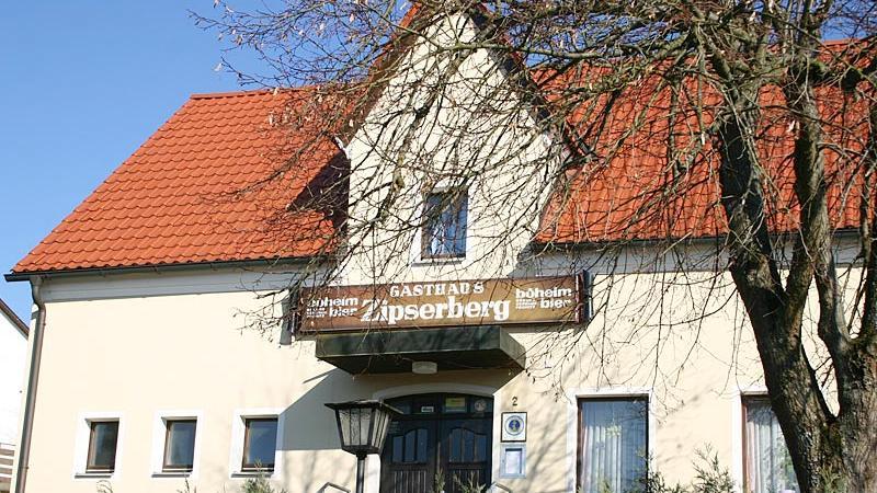 Außenansicht Gasthaus am Zipserberg