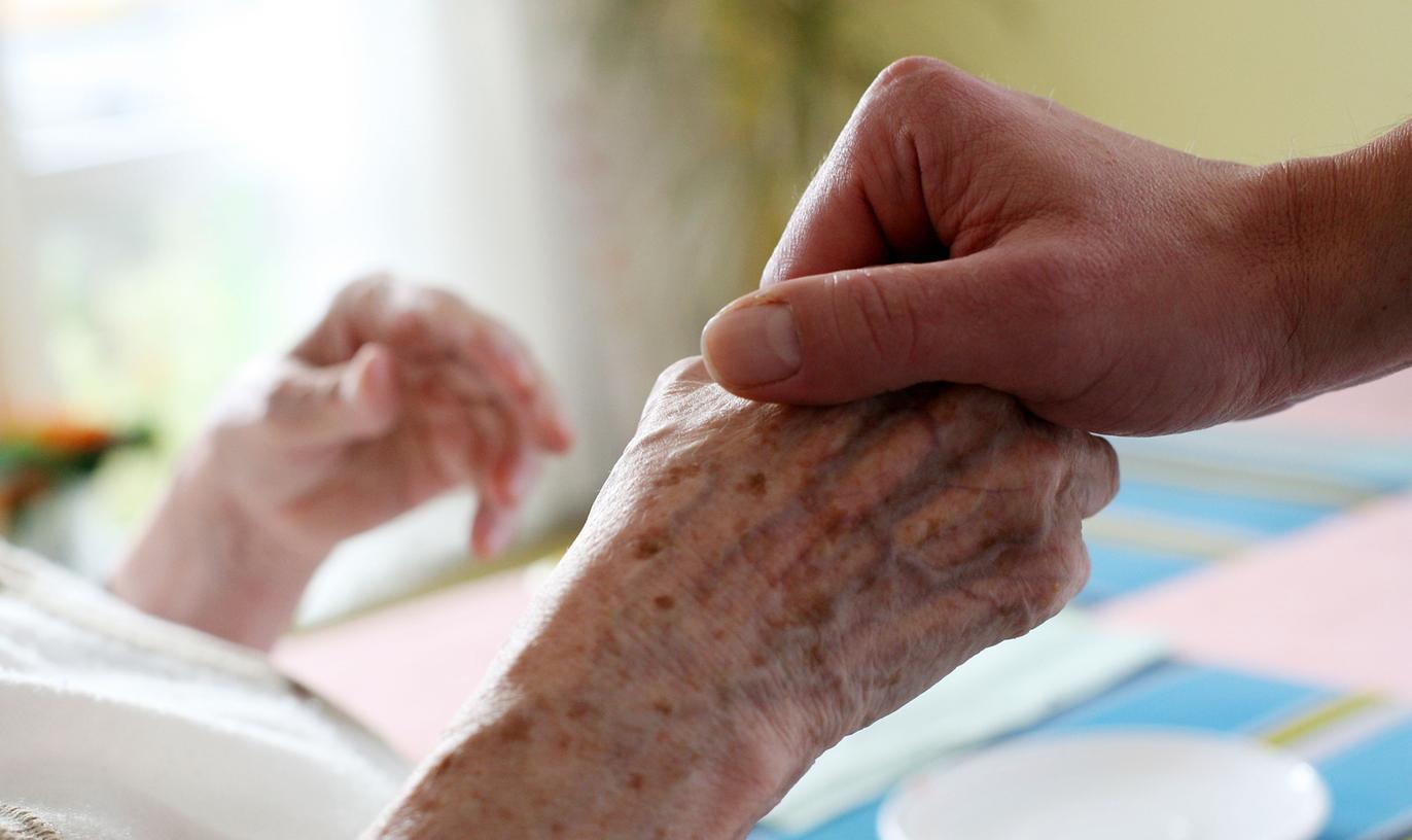 In Fürth kümmert sich das Palliativ-Care Team um schwerstkranke Menschen.